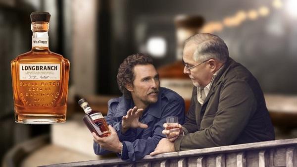 Matthew McConaughey's Wild Turkey Longbranch Bourbon Giveaway