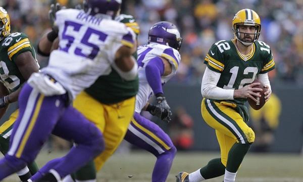 Packers vs. Vikings Game Ticket Sweepstakes