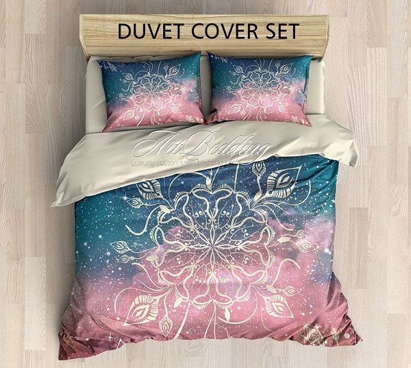 Vintage Mandala Duvet Set Sweepstakes