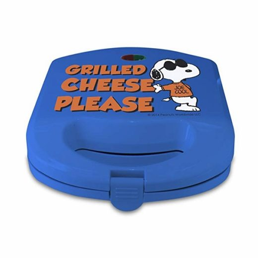 Snoopy Grilled Cheese Sandwich Maker Giveaway