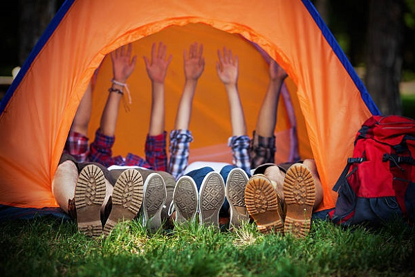 Camping Package Sweepstakes