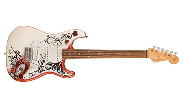 Fender Guitar Giveaway