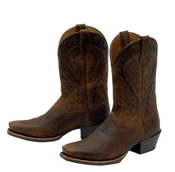 Pair of Ariat Boots Giveaway