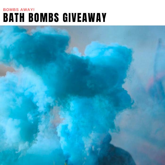 Bath Bombs Giveaway