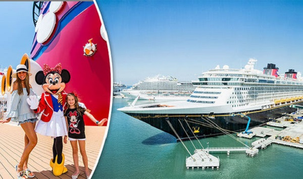 Disney Cruise Vacation Sweepstakes