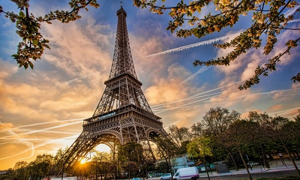 Europe Vacation Sweepstakes
