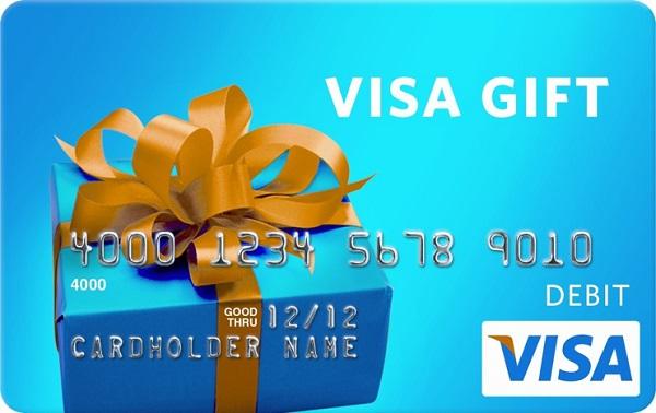 Visa Digital Gift Card Giveaway