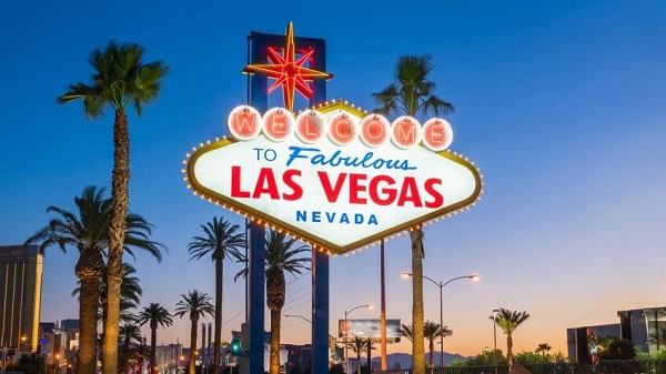 Trip For Two To Las Vegas Giveaway