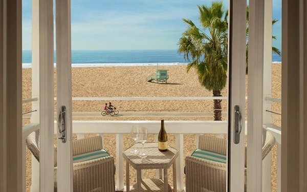 2 Night Stay At Shutters On The Beach Sweepstakes