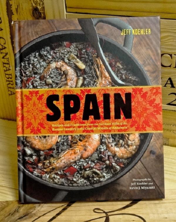 Spain by Jeff Koehler Book Sweepstakes
