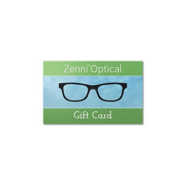 Zenni Gift Cards Giveaway