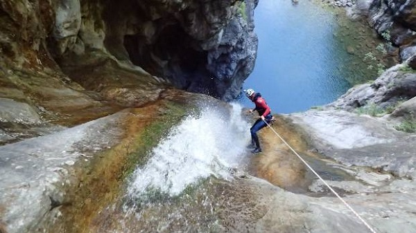 In The Wild's Epic Canyoneering Adventure For 2 Sweepstakes