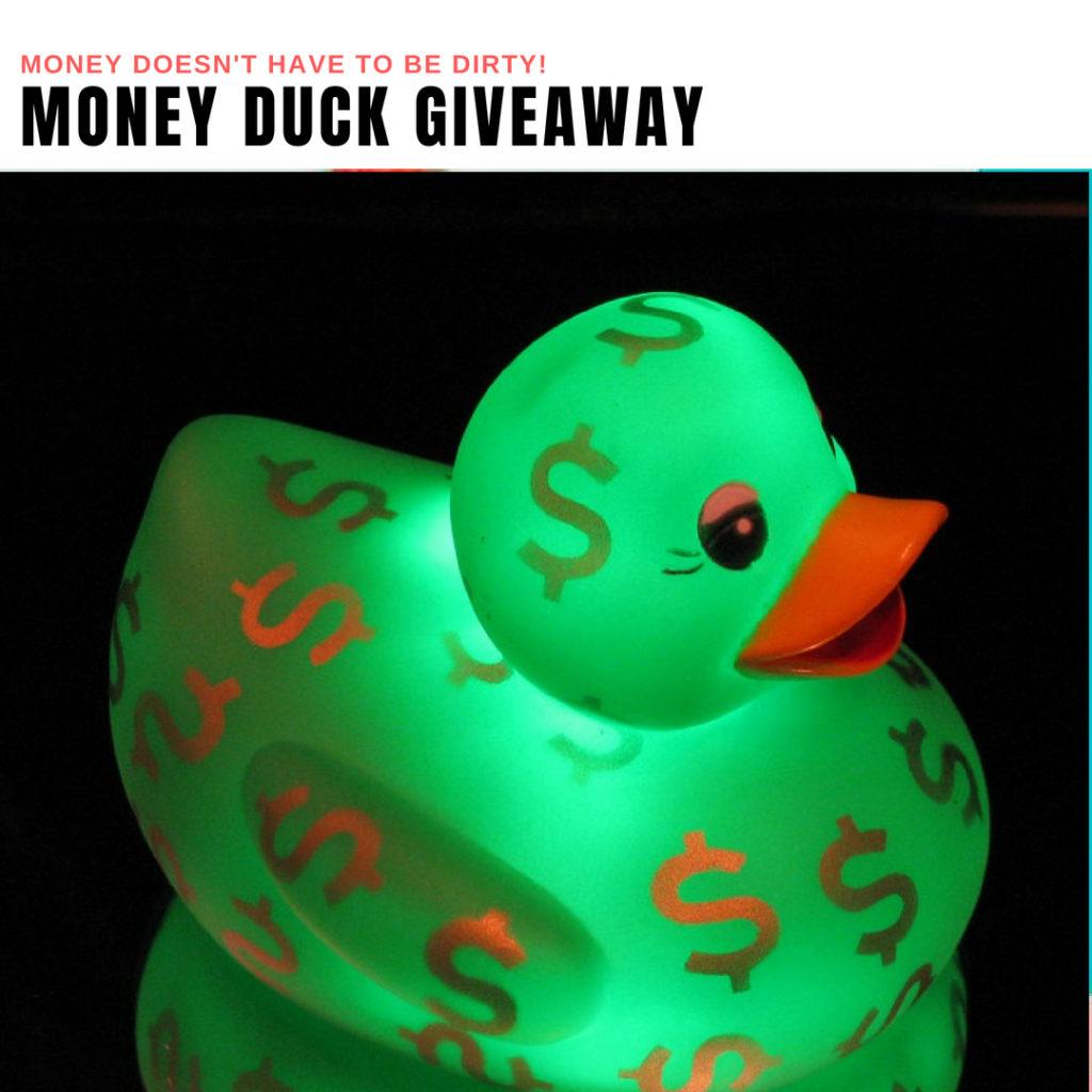 Money Duck Giveaway