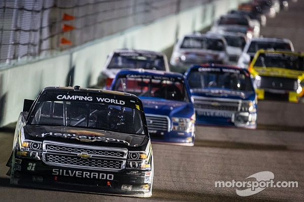 Ultimate NASCAR Camping World Truck Experience Giveaway
