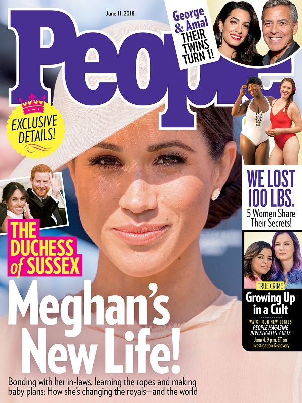 Complimentary Subscription to People Magazine