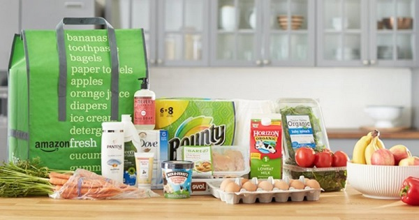 FREE UNLIMITED Grocery Delivery for One Month
