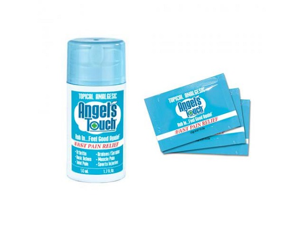 Free Sample Of Angel's Touch Pain Relief Cream