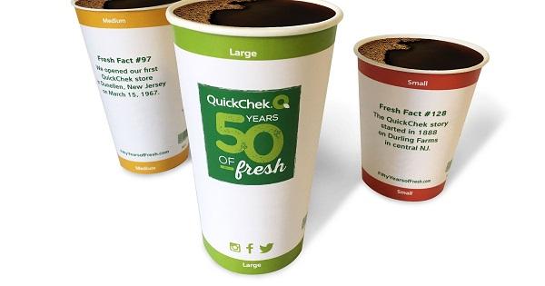 Free Coffee At QuickChek On 9/29