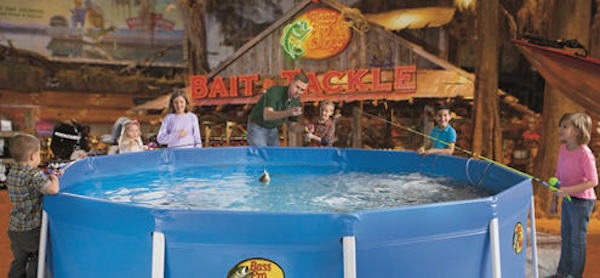 Free Fall Fishing Event At Bass Pro Shops