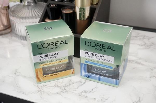 Free Sample of L'Oreal Pure-Clay Yuzu Mask