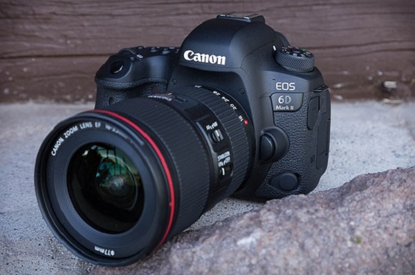 Last Chance To Win! Professional Camera 6D Mark II + Photography Courses Giveaway