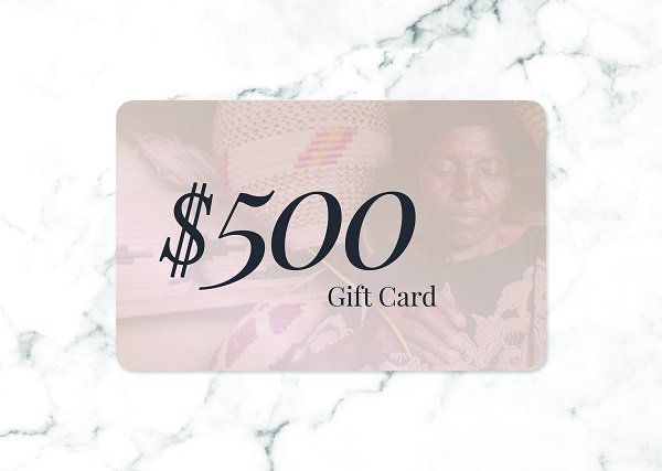 $500 Gift Card Sweepstakes