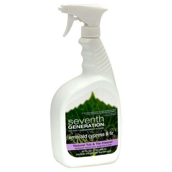 Free Bottle Of Seventh Generation Stain Spray