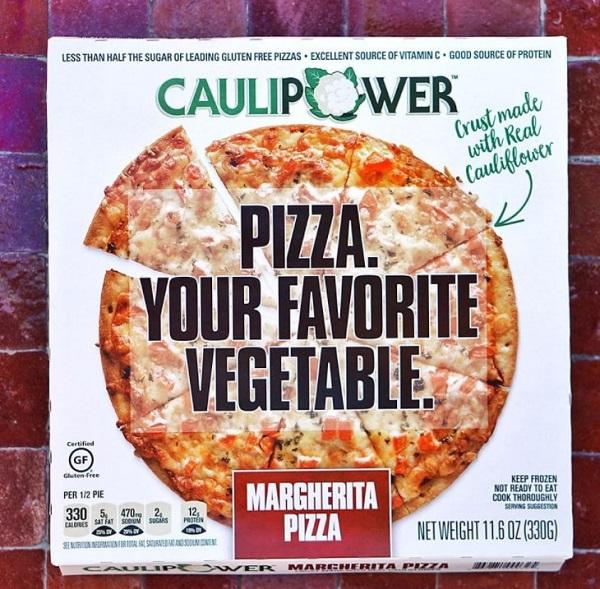 Free CAULIPOWER Pizza