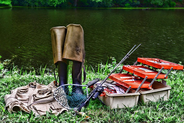 $1,000 In Fishing Tackle Sweepstakes