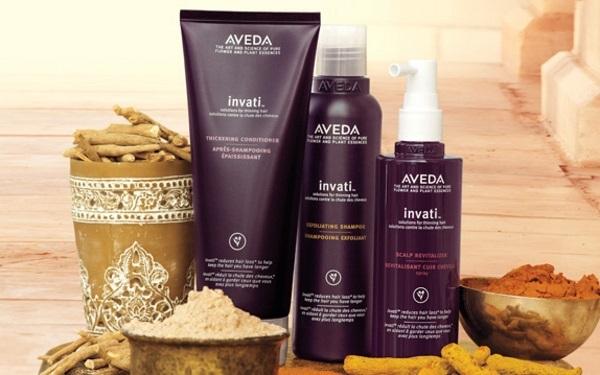 Free Invati 3-Step System Sample Pack at Aveda