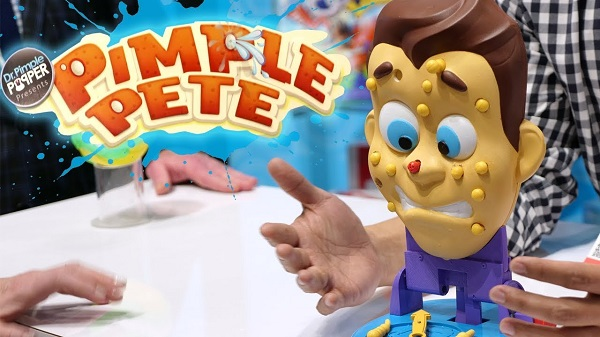 Free Pimple Pete Game