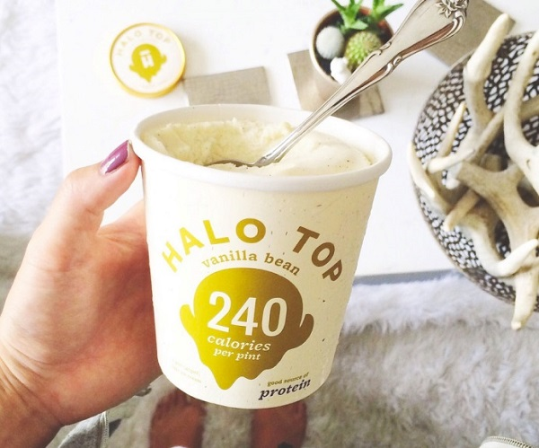 Free Pint of Halo Top Ice Cream on September 22nd