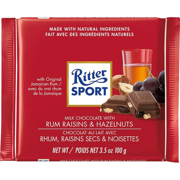 Free Ritter Sport Chocolate Veteran's Day Party