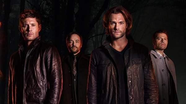 Supernatural 13th Season Sweepstakes