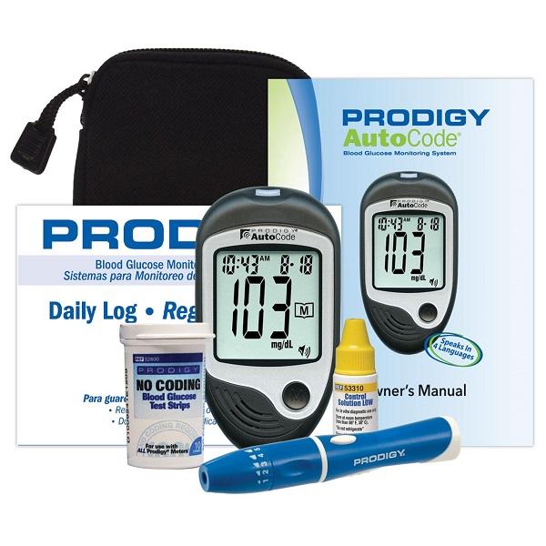 Free Blood Glucose Monitoring Kit