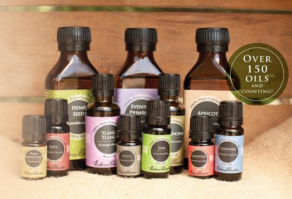 Garden Of Life Essential Oils Kit Giveaway