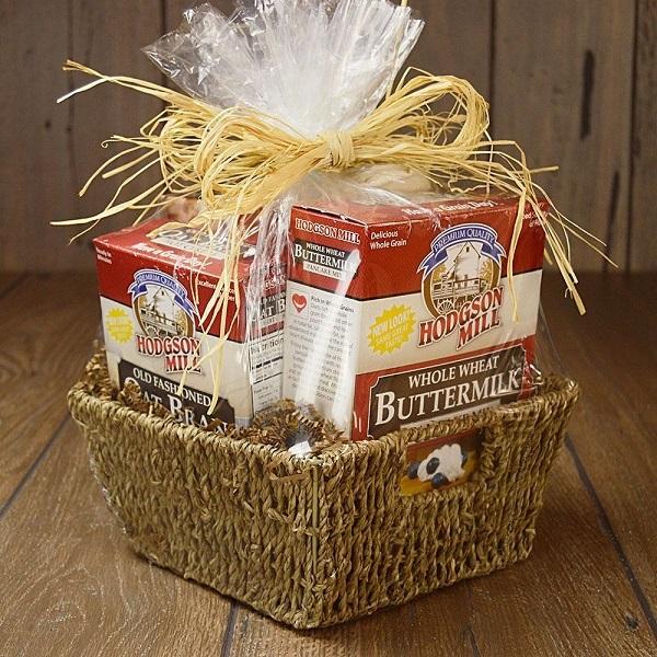 Hodgson Mill Gift Basket Sweepstakes