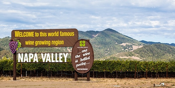 Trip For Two To Napa Valley Sweepstakes
