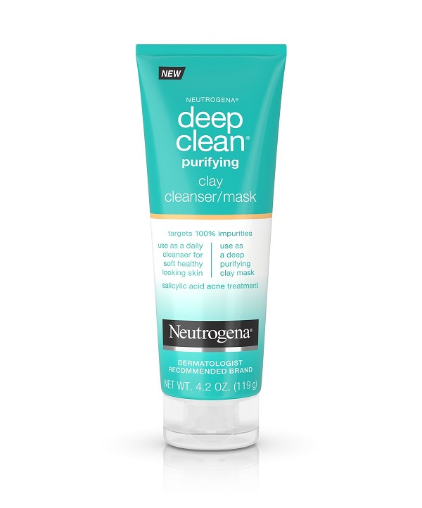 Free Neutrogena Facial Cleanser & Masks