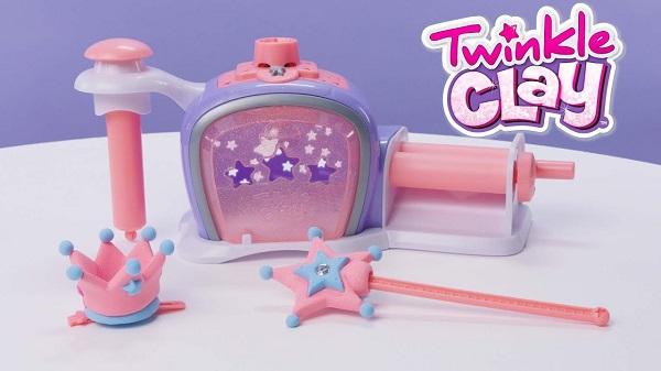 Free Twinkle Clay Princess Studio