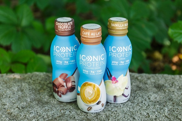 Free Iconic Protein Drink For Safeway & Affiliates
