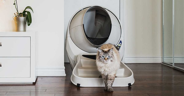 Litter-Robot Open Air With Connect Sweepstakes