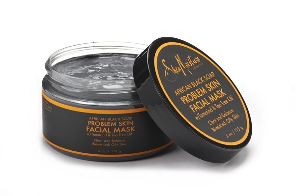 Free Samples of SheaMoisture African Black Soap Mud Mask