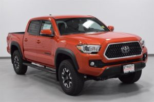 2018 Toyota Tacoma Truck Giveaway