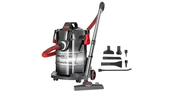 Free Bissell MultiClean Wet And Dry Auto Vacuum