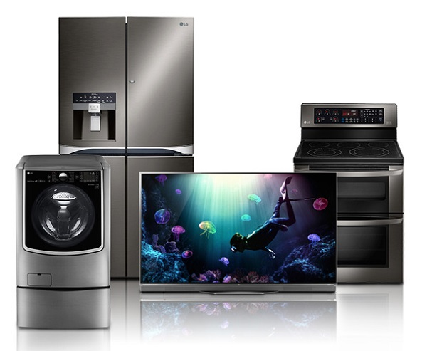 LG Products Giveaway