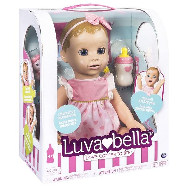 Free Luvabella Baby Dolls