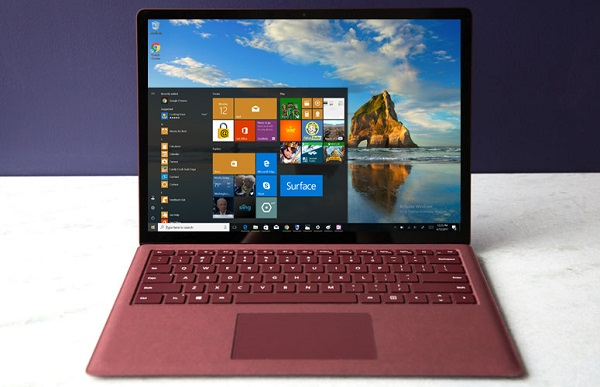 Microsoft Surface Laptop Computer Giveaway