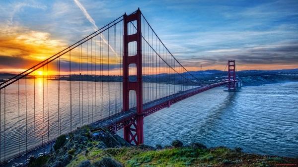 Trip To San Francisco Giveaway