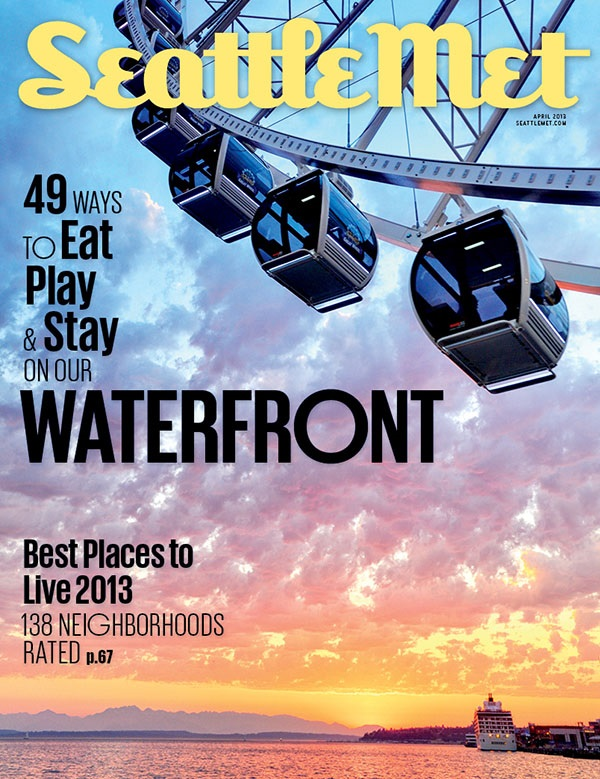 Free Subscription To Seattle Met Magazine